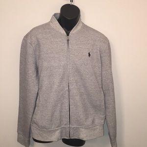 Men's Polo zip up Jacket